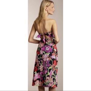 Lilly Pulitzer Sabrina Dress Black Flower Market